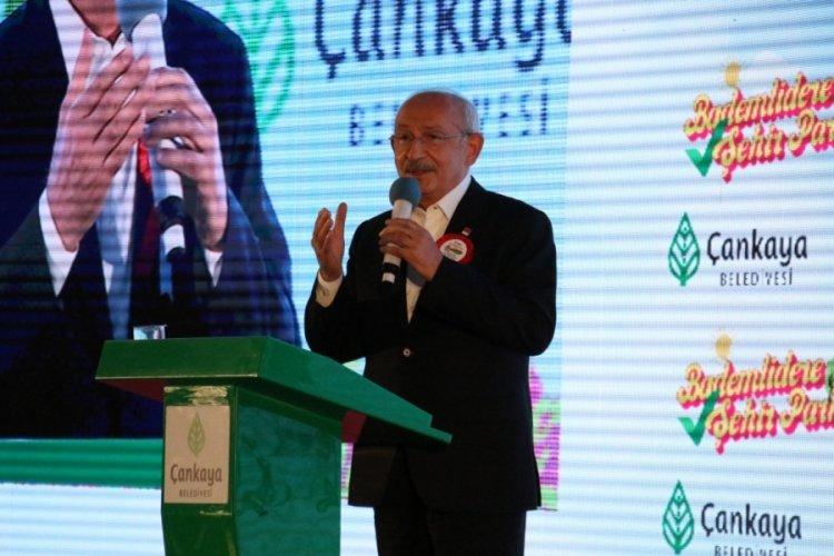Kemal Kılıçdaroğlu: Mansur Yavaş yeniden Ankara'yı ayağa kaldıracak