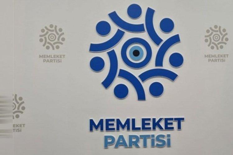 Memleket Partisi'nde üst düzey istifa