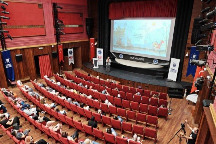 Bursa'da ana kucağı öğretmenleri yeni döneme hazır
