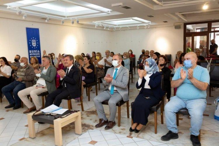 Bursa Kültür Akademisi'nden yaz dönemine renkli kapanış