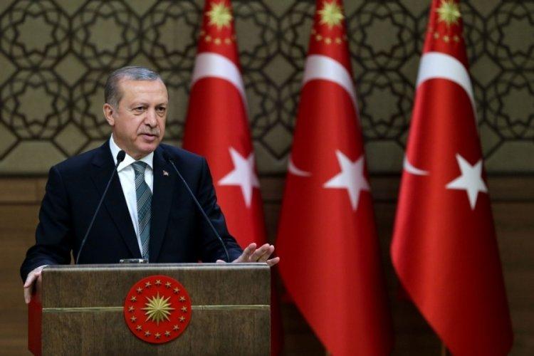 Cumhurbaşkanı Erdoğan, Ertuğrul Gazi'yi anma mesajı yayınladı