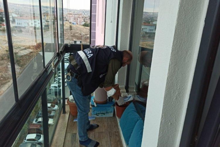 Ankara'da uyuşturucu çetesine operasyon: 7 gözaltı