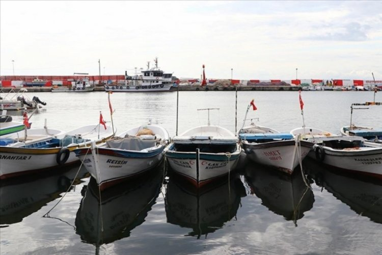 Marmara'da balıkçıların zorunlu 'poyraz' paydosu bugün sona eriyor