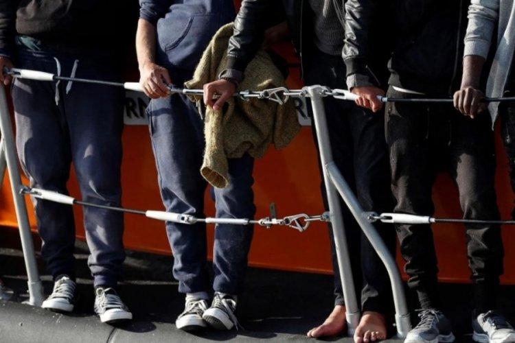 İngiltere ve Fransa arasındaki göçmen krizi büyüyor