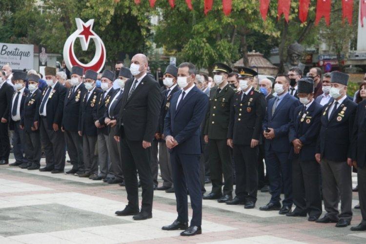 Bursa'da Orhangazi'nin kurtuluşu kutlandı
