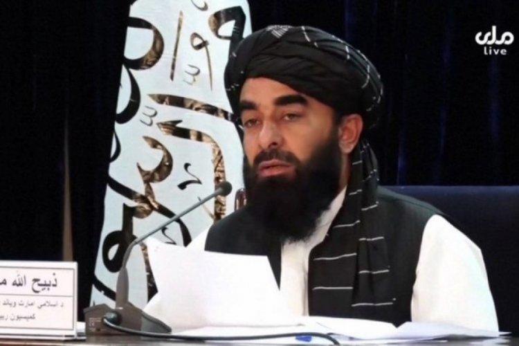 Taliban sözcüsü Haşimi: Kadınların işi doğurmak
