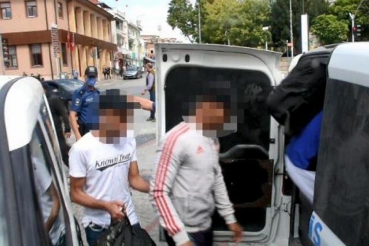 Edirne iğrenç olay! 4 kişiye cinsel tacizden gözaltı