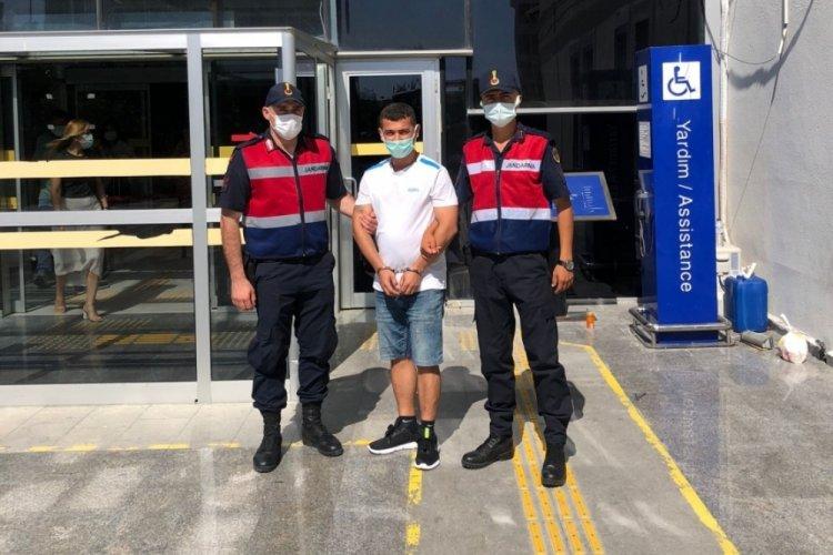 Antalya'daki cezaevinden kaçtı, Hatay'da yakalandı