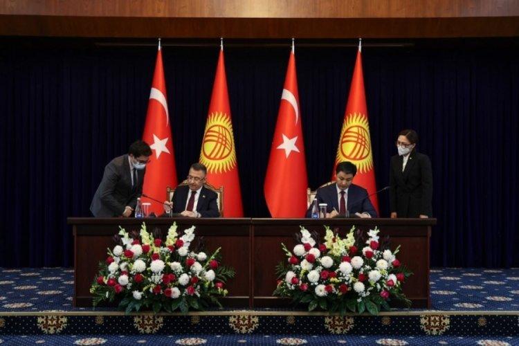 Cumhurbaşkanı Yardımcısı, Karma Ekonomik Komisyonu 10. Dönem Toplantısı'na katıldı