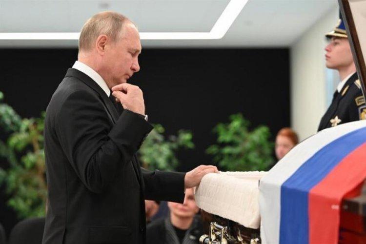 Putin'in en acı vedası