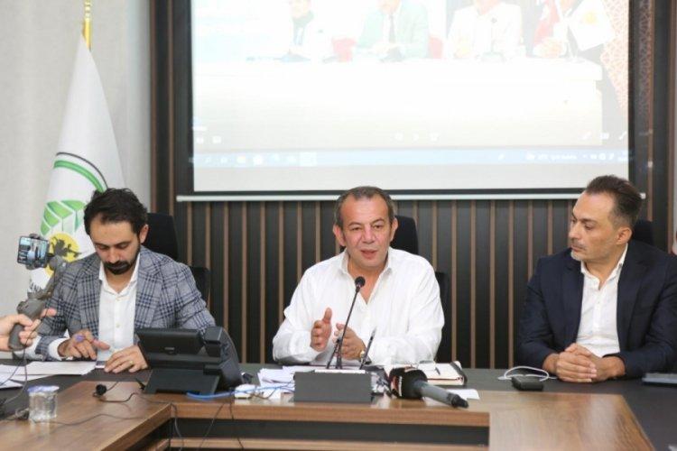 Tanju Özcan'dan AK Parti Bolu Milletvekili Arzu Aydın'ın sözlerine cevap