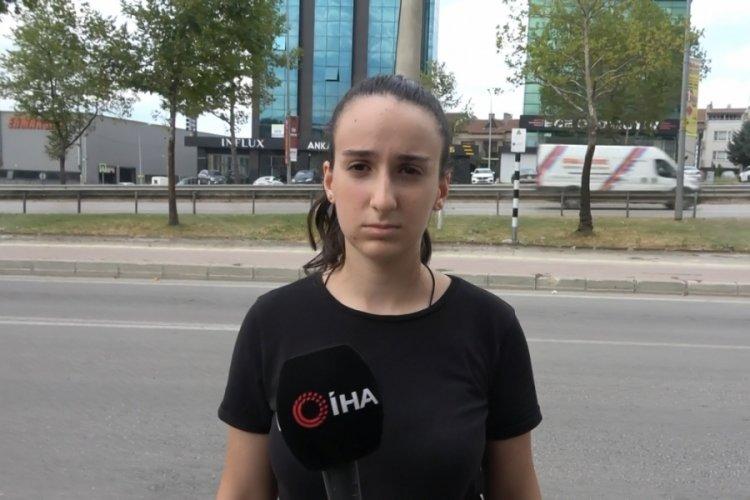 Bursa'da karşıdan karşıya geçerken hayatını kaybeden kadının kızı: Artık başkalarının canı yanmasın