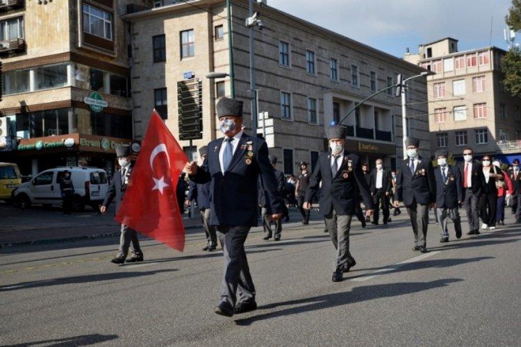 Bursa'da 99 yıl sonra kurtuluş gururu yaşandı