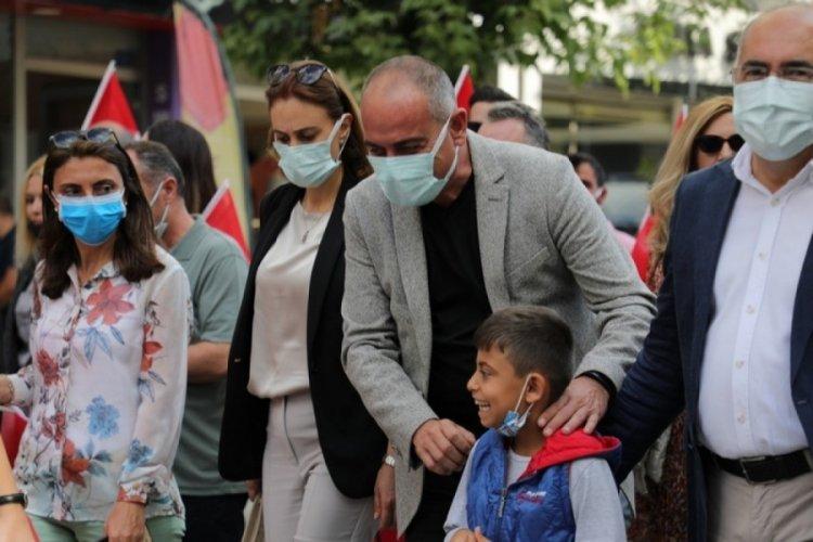 Bursa'da 6. Uluslararası Gemlik Zeytini Festivali başladı