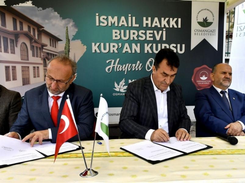Osmangazi, Bursa'nın manevi değerlerine sahip çıkıyor
