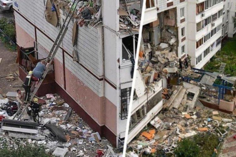 Rusya'da korkunç patlama: 3 ölü, 6 yaralı!