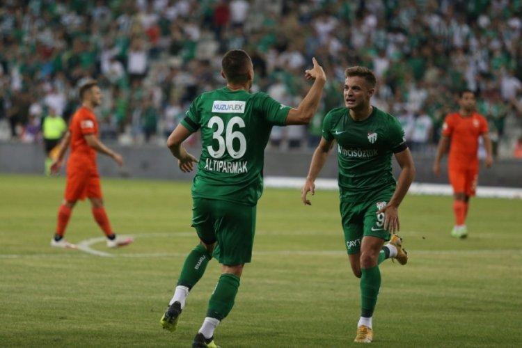 Bursasporlu Batuhan Kör: Gücümüzün farkındayız kazanacağız