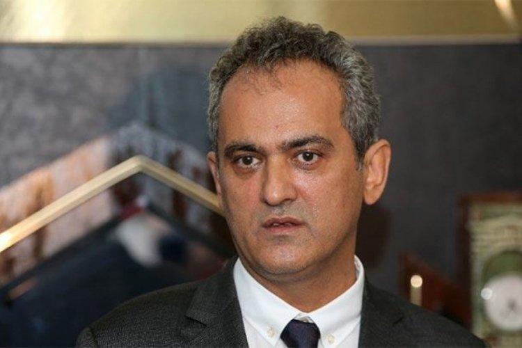 Milli Eğitim Bakanı Mahmut Özer, Adana İl Eğitim Değerlendirme Toplantısı'na katıldı