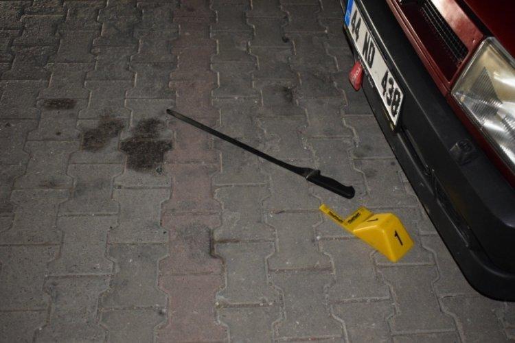 Malatya'da döner bıçaklı kavga: 1'i ağır 2 yaralı