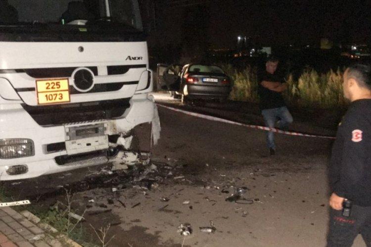 Kocaeli'de korkunç kaza! 6 yaşındaki Kumsal yola fırladı