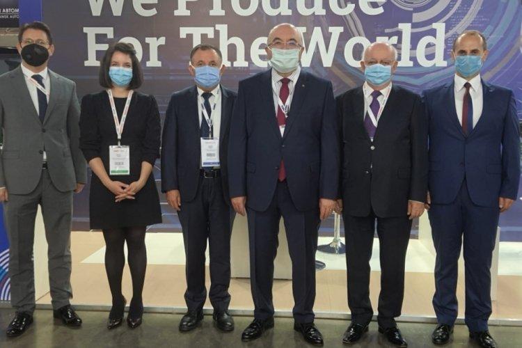 Bursa Uludağ Otomotiv Endüstrisi İhracatçıları Birliği, Comtrans Fuarı'na katıldı