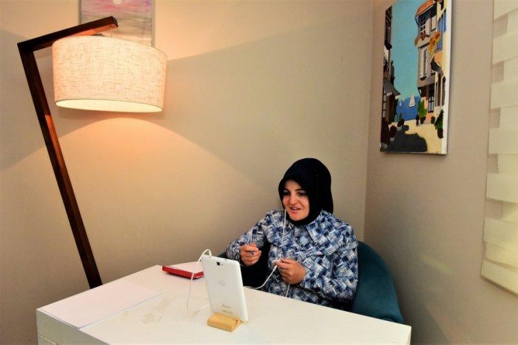 Bursa Yıldırım'da vatandaşlara YADEM desteği