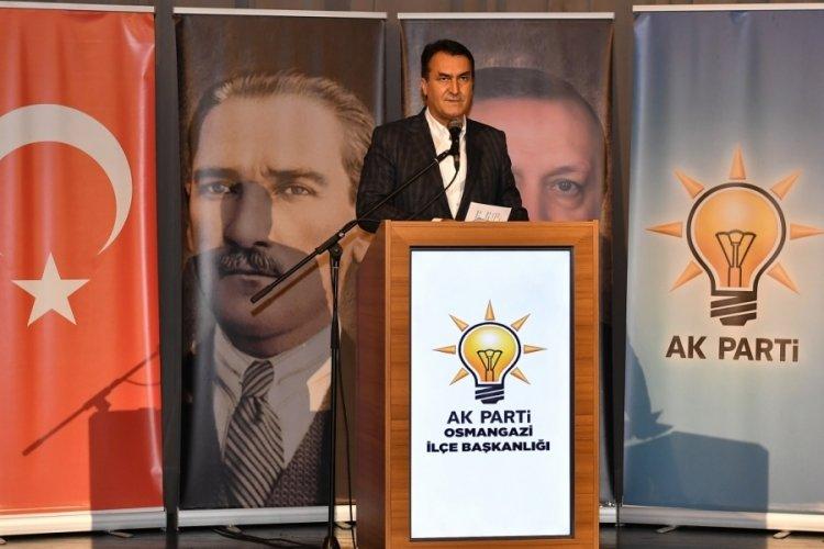 Bursa'nın prestij projelerinde Osmangazi Belediyesi imzası