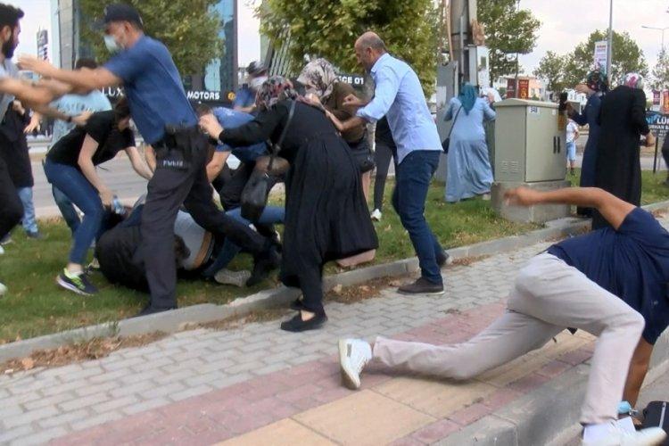 Bursa'da keşif sırasındaki kavgada gözaltına alınan 2 kişi serbest