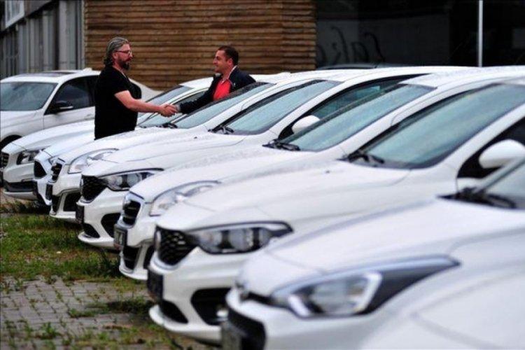 Araç pazarında, satışlardaki son durum belli oldu