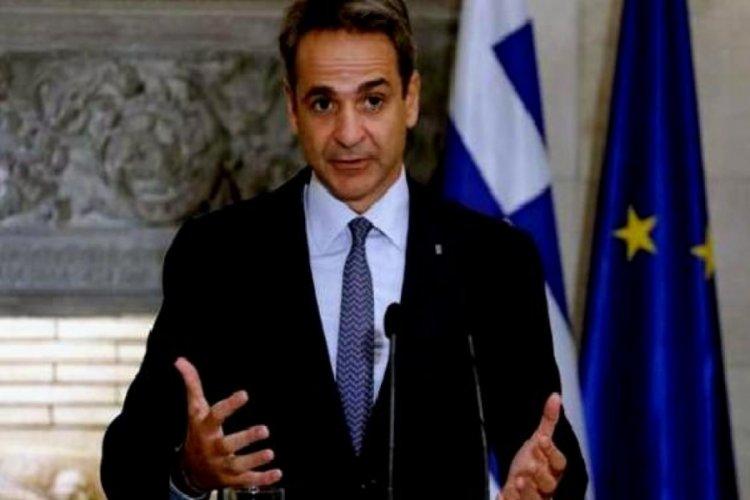 Başbakan Kiryakos Miçotakis: Meriç'te inşa edilen çelik çiti gerekirse uzatabiliriz