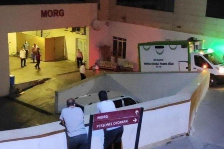 Siirt'te bisikletle duvara çarpan çocuk öldü