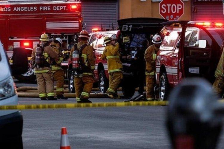 ABD'nin Atlanta şehrinde patlama: 2 kişi kayıp