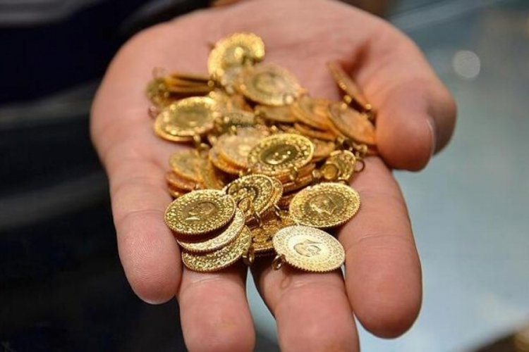 Altın fiyatları enflasyonu bekliyor
