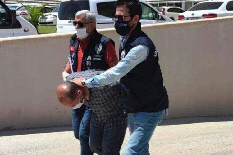 Antalya'da güvenlik görevlisini öldüren şahsa ömür boyu hapis!