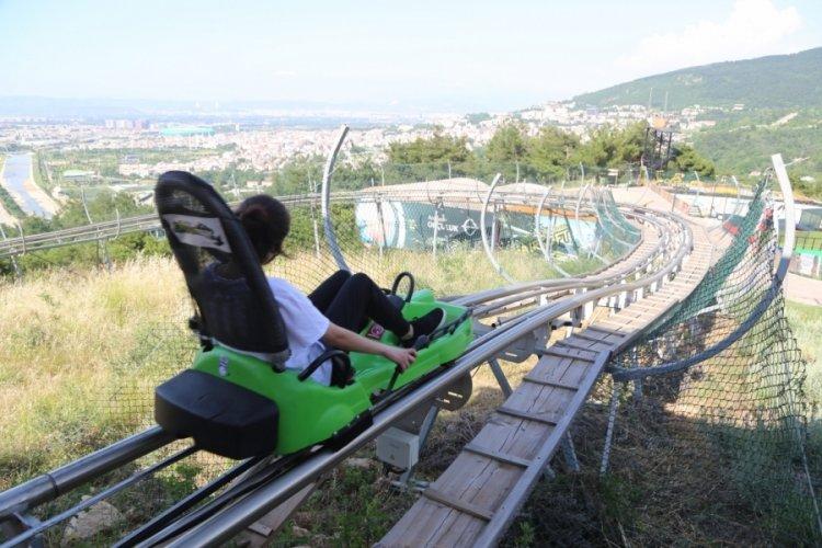 İp Parkurları ve Macera Parkları Derneği Başkanı Bursa'da: İlgi daha da arttı