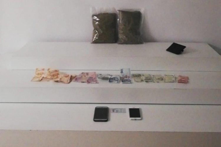 İstanbul'un ilçelerinde uyuşturucu operasyonu! 8 gözaltı