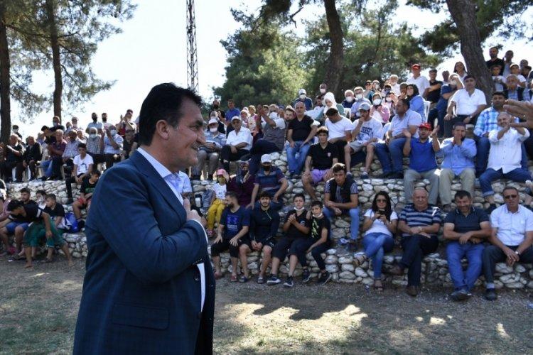 "Bursa Osmangazi'den ""Siyah İncir""e yakışan festival"