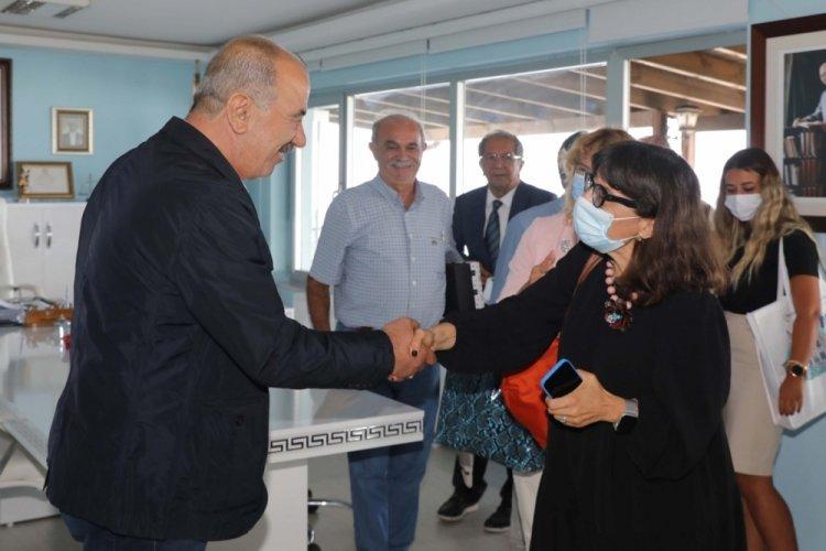 Bursa Taş Mektep için kültürel iş birliği protokolü