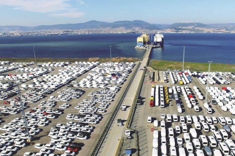 Otomotivde üretim ve ihracat yüzde 14 yükseldi
