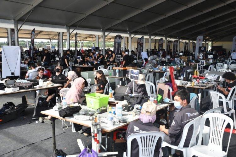 Bursa'da, İHA yarışları tüm hızıyla devam ediyor!