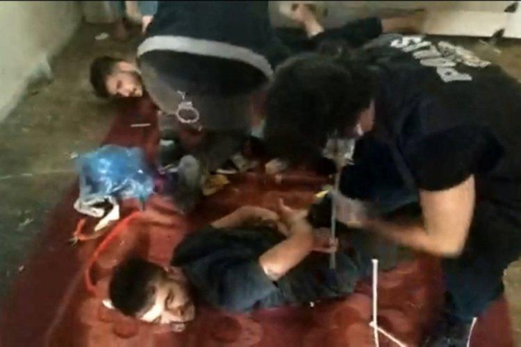 İstanbul Kadıköy'de uyuşturucu satıcılarına operasyon!