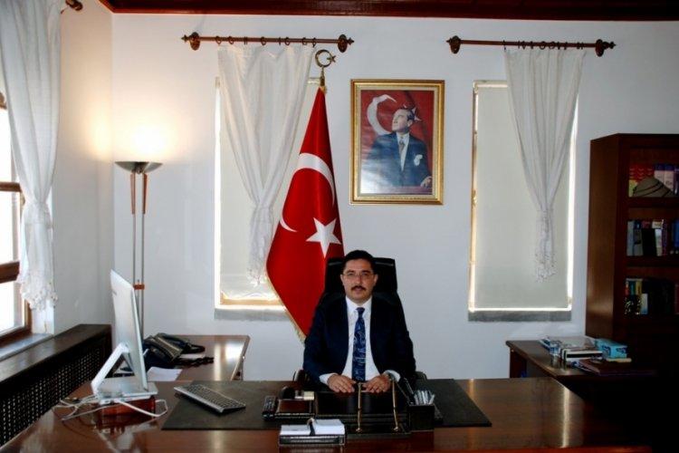 Bursa'da Mudanya Kaymakamı Ayhan Terzi göreve başladı