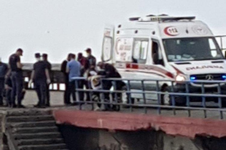 Trabzon'da balıkçı ağına ceset takıldı