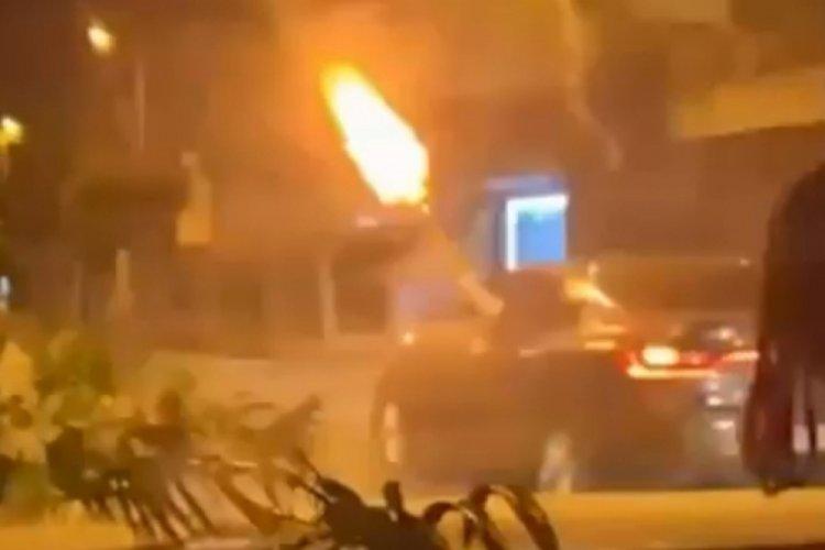 Antalya'da konvoyda drift atıp, silahla havaya ateş ettiler