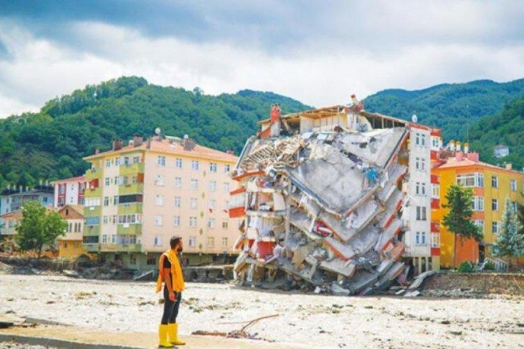 OSB'lerden afet bölgelerine 206 milyon TL'lik yardım