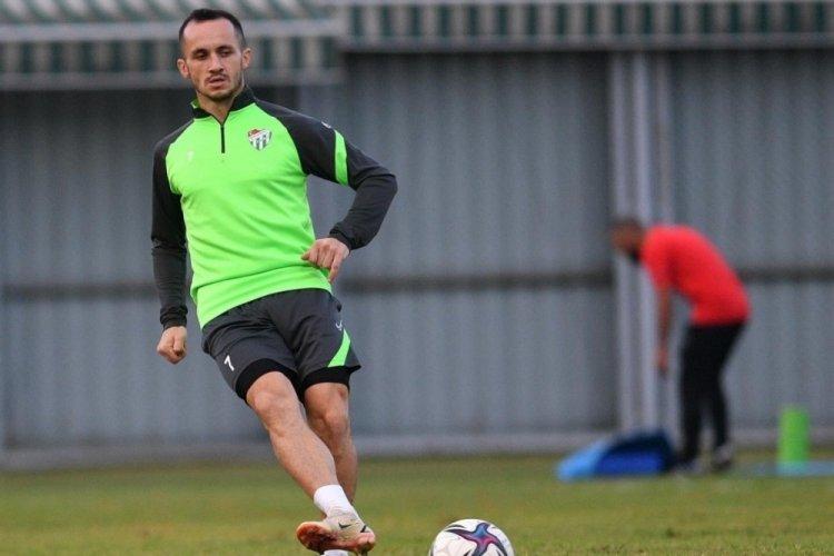 Bursaspor'da Samsunspor hazırlıkları başladı