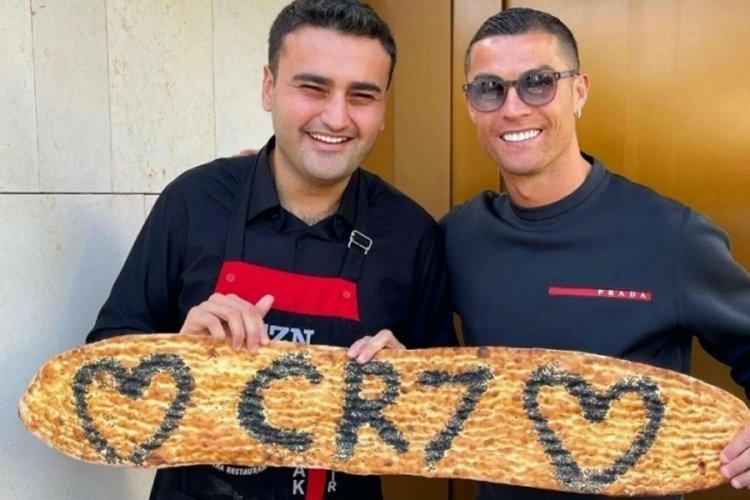 CZN Burak ve Cristiano Ronaldo ortak oluyor