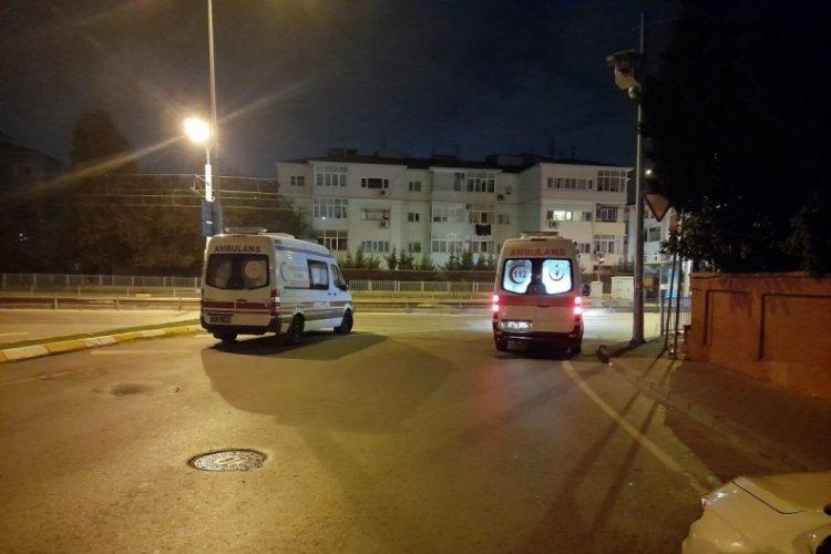 İstanbul Bahçelievler'de zincirleme trafik kazası: 1 yaralı