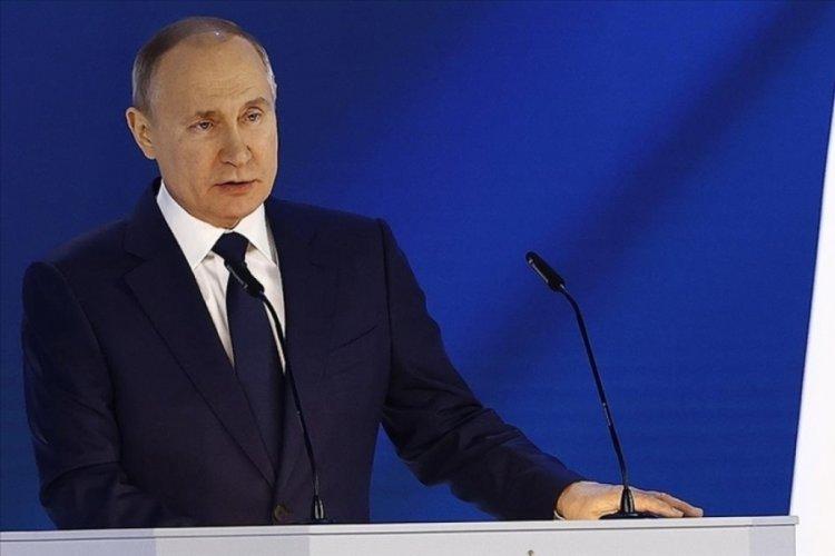 Putin, koronavirüs teması nedeniyle karantinada!