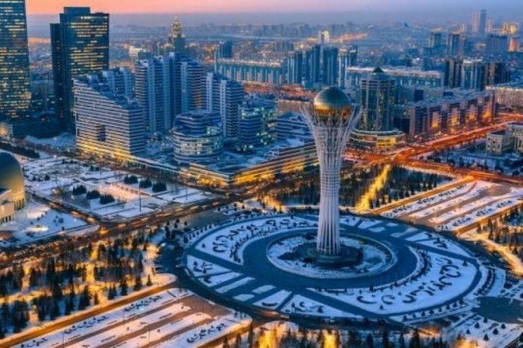 Kazakistan ekonomisi 8 ayda büyüme gösterdi